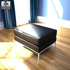IKEA Arild ottoman 3D Model
