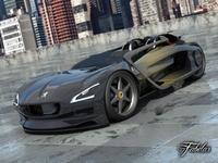Peugeot EX-1 2.0 3D Model
