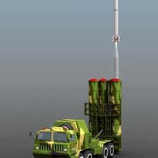 HongQi 9 SAM 3D Model