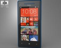 HTC 8X 3D Model