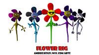 Free Flower Rig for Maya 0.0.1