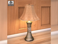 Ashley Mariana Table Lamp 3D Model