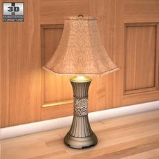 Ashley Mariana Table Lamp 3D Model