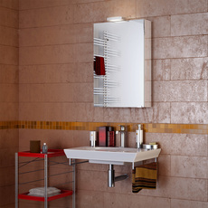 Bathroom interior 002 MD50 3D Model