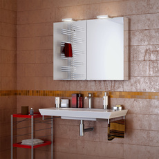 Bathroom interior 003 MD100 3D Model