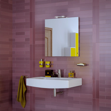 Bathroom interior 006 LT70 3D Model