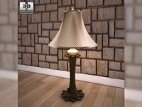 Ashley Erin Table Lamp 3D Model
