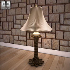 Ashley Erin Table Lamp 3D Model