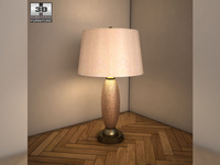 Ashley Ashlyn Table Lamp 3D Model