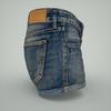 07 27 22 79 jeans hotpants 3d render 3 4