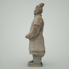 07 27 24 764 mark florquin terracotta army warrior 3d sculpt render 2 4