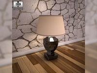 Ashley Shay Table Lamp 3D Model