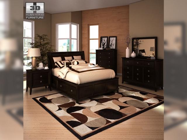 07 29 29 17 Ashley Martini Suite Bedroom Set 640 0001 4 ...