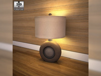 Ashley Havianna Table Lamp 3D Model