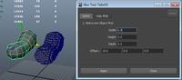 3D particlizer for Maya 1.0.0 (maya script)