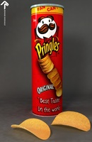 Free Pringles container 3D Model