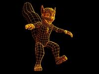 Free Wireframe render script for Maya 1.0.0 (maya script)