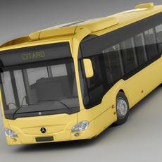 Mercedes Citaro 2012 3D Model