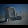 07 44 08 855 sci fi building 01 4