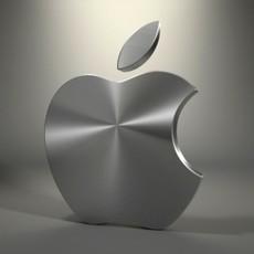 Mac Logo 3D Model