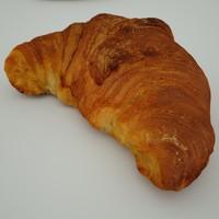 Croissant 3D Model