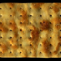Square Crackers 3D Model