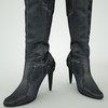 07 48 43 385 leather tall boots red black brown 3d model 1 4