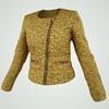 07 48 46 609  fashion 3d digital clothing female gold vest 2 4
