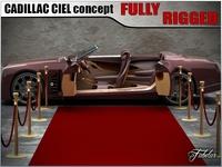Cadillac Ciel 2.0 3D Model