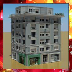 Building 33 3D Model