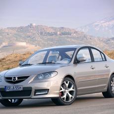 Mazda 3 Sedan 3D Model