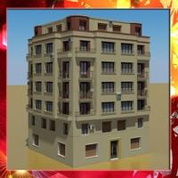 Building 34 3D Model