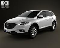 Mazda CX-9 2013 3D Model
