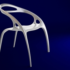 Ross Lovegrove Go Chair 3D Model