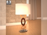 Ashley Etana Table Lamp 3D Model