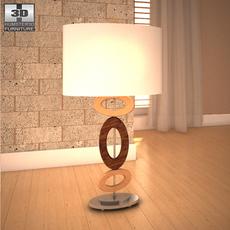 Ashley Etana Table Lamp 3D Model