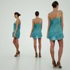 07 57 25 115 girl blue dress 3d model 1 4