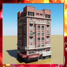 Building 39 3D Model