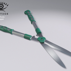 Edge Clippers 3D Model