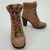 08 00 39 181 brown high heel shoe winter female woman footwear 2 4