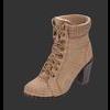 08 00 39 50 brown high heel shoe winter female woman footwear 1 4