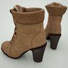 08 00 39 609 brown high heel shoe winter female woman footwear 4 4