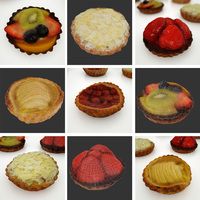 s 5 fruit pie 3D Model