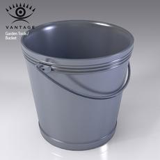 Garden bucket 3D Model
