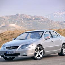 Acura RL 2004-2008 ka964 3D Model