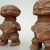 08 02 24 709 africa statues wood male female man woman 3 4