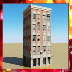 Building 41 3D Model