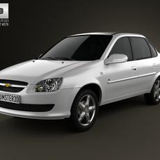 Chevrolet Classic 2013 3D Model
