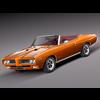 08 04 36 80 pontiac gto 1969 convertible 0000 4