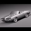 08 04 38 350 pontiac gto 1969 convertible grey 0000 4